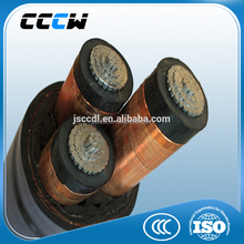 China wholesale cable manufacturer xlpe copper 3 core cable swa armoured Electric power cable