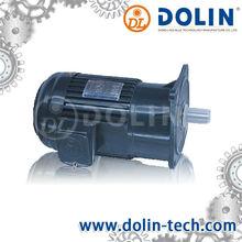 Three single phase ac 220v gear motor