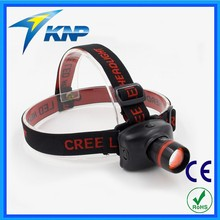 Super Bright 3 Modes Oversized Straps Swivelling Head Lamp