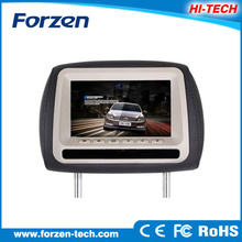High quality 7 inch car dvd player for toyota corolla verso with FM factory low price