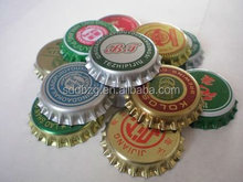 generic 21-tooth tinplate beer bottle cover