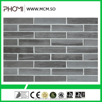 Flexible clay China supplier exterior and interior decoration faux brick