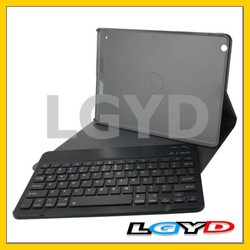 Universal Diamond Texture Leather Case with Holder and Separable Bluetooth Keyboard for Teclast X98 Series Tablet PC(Grey)