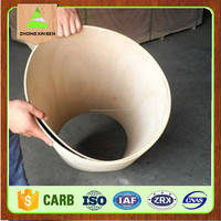 curved plywood manufacturers/flexible Plywood for sale