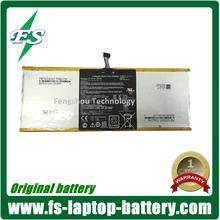 "3.7V 25Wh Li-polymer Battery C12P1301 for ASUS MemoPad 10.1"" / 3.7v tablet pc battery"