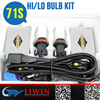 Super brightness japan hid kit for mini cooper75w hid kit