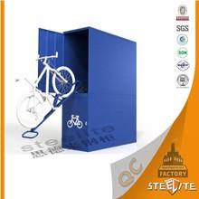 school Bike Shed Waterproof Storage/Bicycle Storage Cabinet