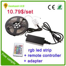 5 mètres IP65 300 LED Strip LED lumières