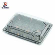Disposable Plastic Take Away Sushi Packaging Container