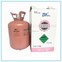 ISOTANK r410a refrigerant , 11.3kg cylinder R410a