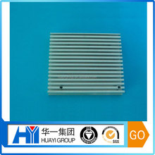 High Quality Aluminum Extruded Parts