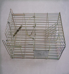 Humane Animal Trap Cage , Metal Mouse Trap Cage TLD2001