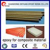 Bisphenol-A Epoxy Resin DY-128 For Compound Material With Carbon Fiber