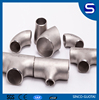 ASTM B16.9 304l stainless steel pipe fittings for industry(ELBOW.TEE.REDUCER)