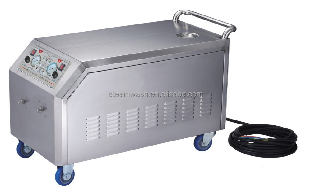 high water pressure washing machine