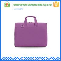 Popular business lightweight custom lady laptop bag