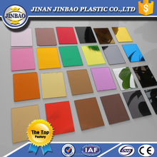 factory hot sale acrylic material mirror sheet
