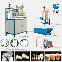 Best quality EPS foam cup machine