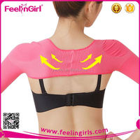 Popular pink long arm slimming sleeves