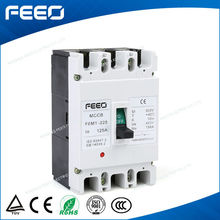 High quality CE MCCB 3p Moulded case circuit breaker