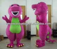 China made best selling dinosaur mascot EVA plush lovely dinosaur costume for adult