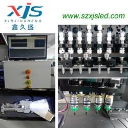 xinjiusheng automatic smt pick and place machine led bulbs assembly line