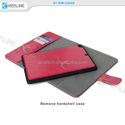 best price pu removable business cases for ipad mini retina