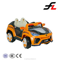 Top sale high level new style rc electric car for kids