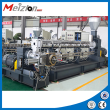 Recycling plastic non-woven bags pelletizing line screw extruderrecycle plastic granules making machine price
