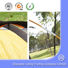 7075 high intensity aluminum tent pole