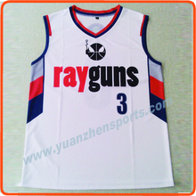custom sublimation basketball jerseys as your artwork no moq
