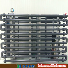 wastewater treatment system/microfiltration membrane