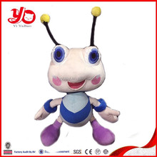 2015 hot selling very cute stuffed plush toy animals bee