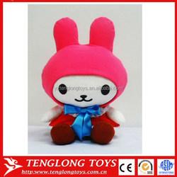 hot selling high quality plush rabbit toys rabbit product pet rabbit