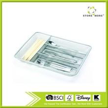 Wire Mesh Drawer Organizer, Cutlery Tray
