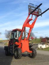 front loader 2T hot sale loader ZL20 wheel loader