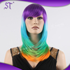Wholesale Halloween wigs, Mixed Colors wigs for Sexy Lady