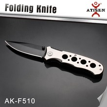 NEW Outdoor Survival Fishing Camping Rescue Folding Pocket Knife Clip