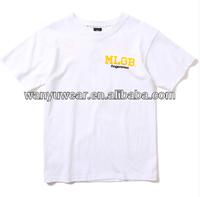 Factory Provide Seamless Men's t Shirt Korea Design