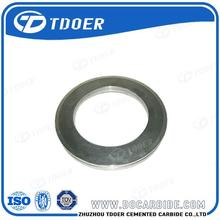 Professional pr6.0 125x82x15mm tungsten carbide rolls for forming smooth steel wires