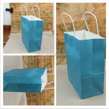 Customized Shopping Paper Bag&paper Shopping Bag For Clothing Company