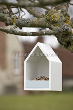 wooden bird cage cheap bird houses garden wild hanging wooden bird house