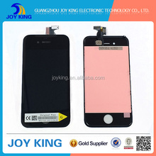 mobile phone spare parts for iPhone 4 4g lcd screen display, mobile phone screen for iphone 4g lcd