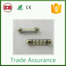 Factory price interior automotive Led Light Parking Light with 31mm / 36mm /39mm / 41mm 1210 8 SMD 8 LED