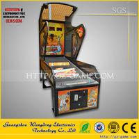 Lottery Machine street basketball arcade game machine basketball game electronic for game center