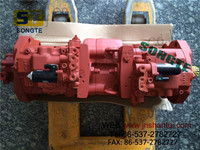 Construction Excavator Hydraulic Kawasaki Pump K5V200S