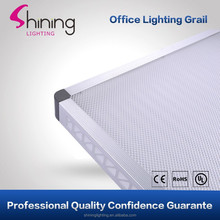2 years warranty 600x1200 68w back lit square led panel ceiling light with prismatic diffuser