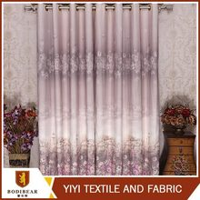 Fashion fabric supplier New style Wholesale polyester breathable blackout fabric