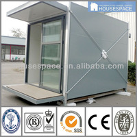 Solid Rockwool Steel Prefab Container for Guard