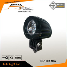 HOT SHANSHAN sport health 10W LED Work Light, motocycle LED driving light